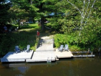 Large Dock Space